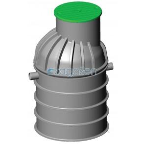 AQUAoil NS   15/1,5 S1P- BP 10% 300L MEDIUM