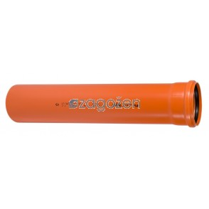 CEV PVC-UK  110 X 1 M  SN 4 KOEKS