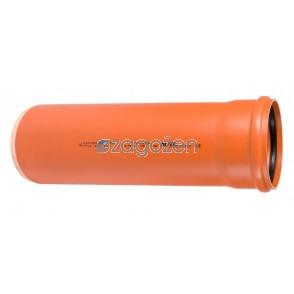 CEV PVC-UK  200 X 2 M  SN 4 KOEKS
