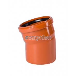PVC KOLENO 250/15 UK
