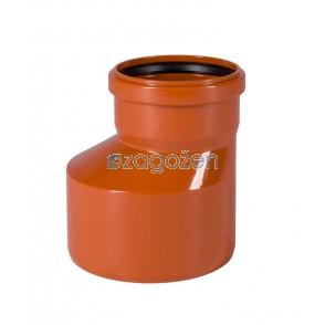 PVC PREHODNI KOS  250/315 UK
