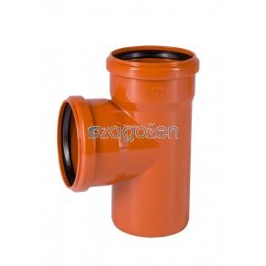 PVC T KOS  125/125/90 UK