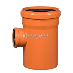 PVC T KOS  250/160/90 UK